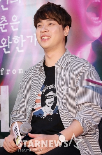 [★포토]박정민, '즐거운 오픈토크'