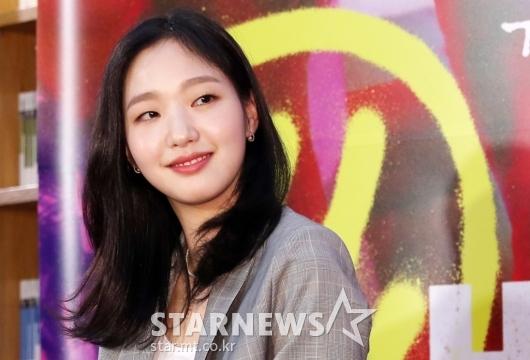 [★포토]김고은, '설레는 미소'