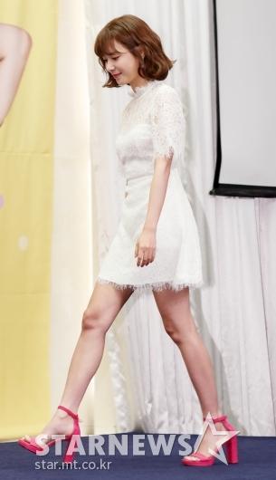 [★포토]김다예, '짧은 원피스 입고 성큼'