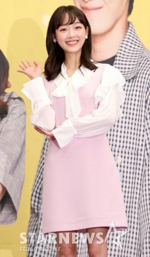 [★포토]이유미, '보기만해도 힐링'