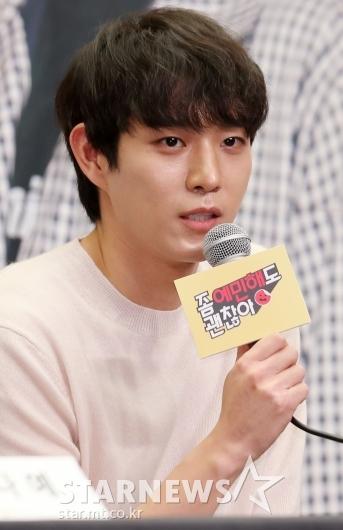 [★포토]김영대, '새로운 도전'