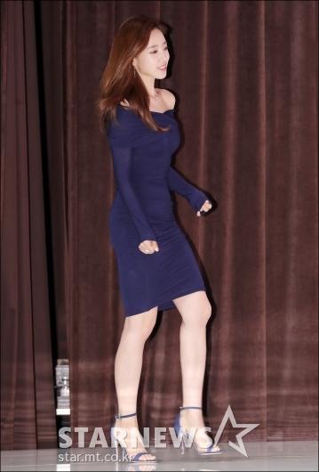 [★포토]함은정, '다이어트로 완성한 몸매'
