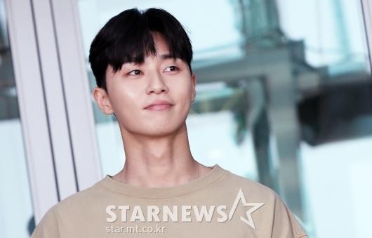 [★포토]박서준, '드라마 끝나도 우월한 비주얼'