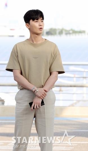 [★포토]박서준, '김비서는 어디 있나?'