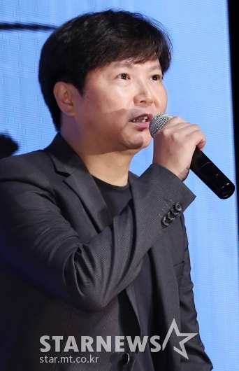 [★포토]영화 '안시성'의 김광식 감독