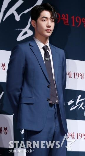 [★포토]남주혁, '점점 더 잘생겨지네'