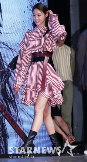 [★포토]설현, '등장부터 넘치는 예쁨'