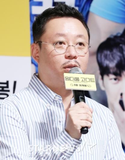 [★포토]인사말 하는 조원희 감독