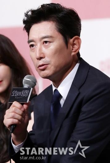 [★포토]김원해, '이번 연기도 기대하세요'
