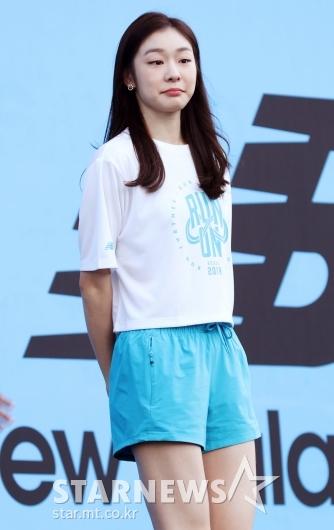 [★포토]김연아, '전매특허 귀여운 표정'