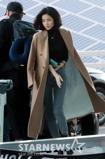 [★포토]김태리 '팬심 저격하는 가을패션'