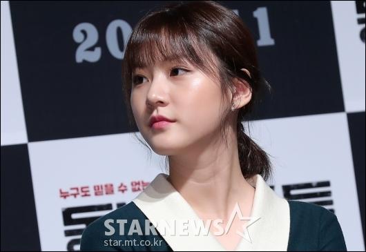 [★포토]김새론, '점점 예뻐지는 미모'