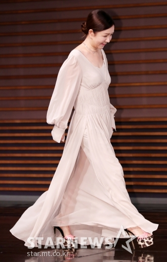 [★포토]박준금, '높은 킬힐에 여신 드레스'