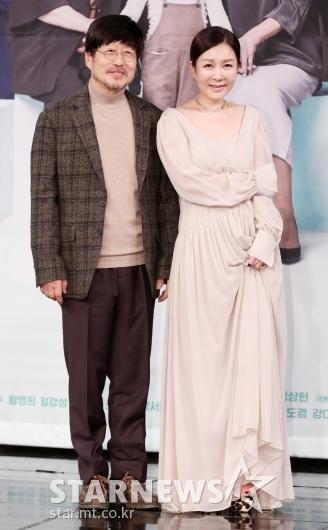 [★포토]김창완-박준금, '믿고보는 배우 조합'