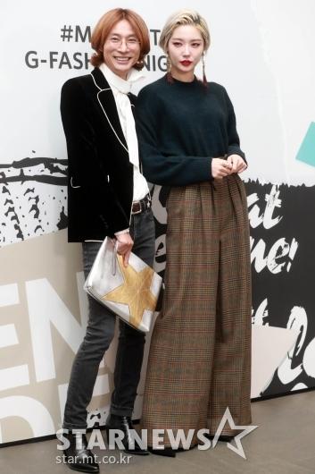 [★포토]김성일-김새롬 '저희 잘 어울리나요'