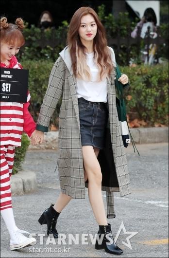 [★포토]김도연, '내가 걷는 길이 런웨이'