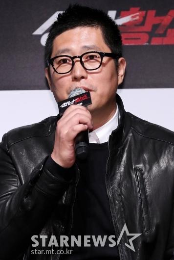[★포토]영화 '성난황소'의 김민호 감독