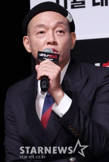 [★포토]박지환, '실제로는 마동석보다 9살 동생'