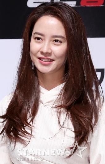 [★포토]송지효, '청순미 넘치는 이목구비'