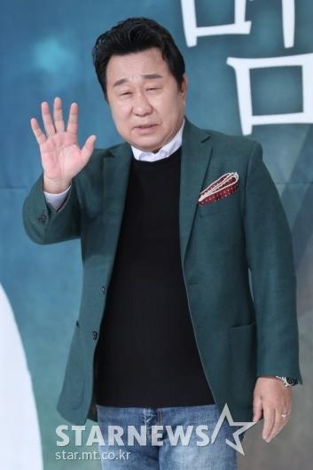 [★포토]임하룡, '은퇴한 신'