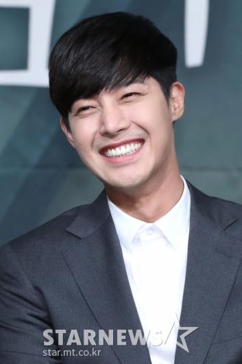 [★포토]'복귀' 김현중, 밝은 미소