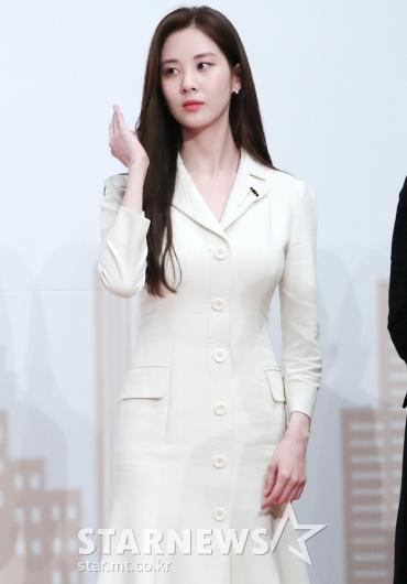 [★포토]서현, '눈부신 순백의 자태'