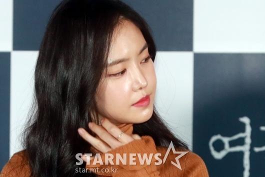 [★포토]손나은 '오똑한 콧날'