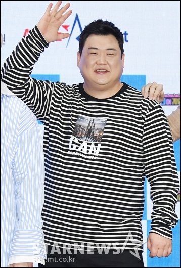 [★포토]김준현, '게임도 잘해요'