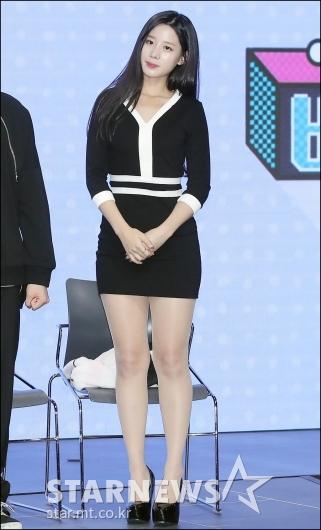 [★포토]조현, '밀착 원피스에 드러난 몸매 라인'