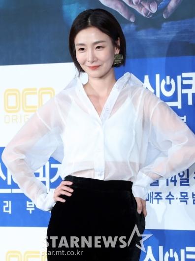 [★포토]박효주, '법의학 사무소 연구관'