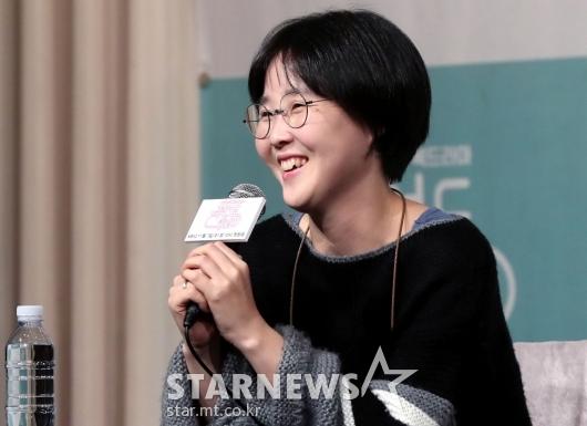 [★포토]이은진 감독, '드라마로 만나요'