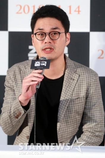 [★포토]영화 '출국'의 노규엽 감독