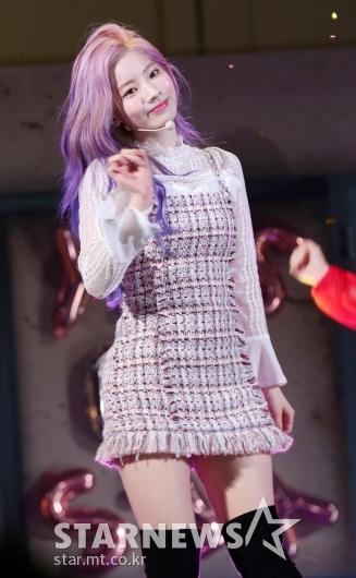 [★포토]다현, '너무 귀여운 두부 미모'