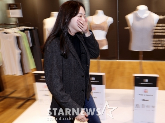 [★포토]김고은, 수줍은 미소