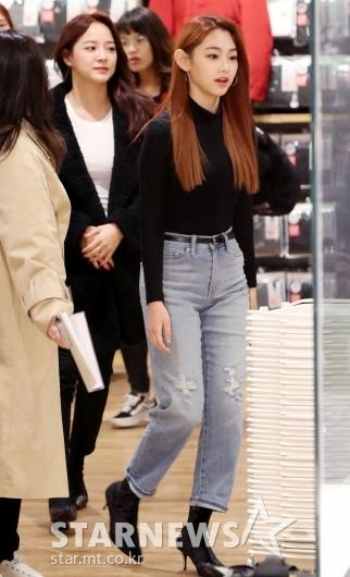 [★포토]세정-미나, '오늘은 둘이서'