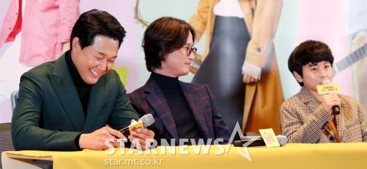 [★포토]박성웅, '아빠 미소'