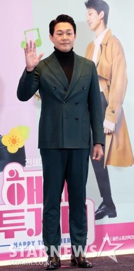 [★포토]박성웅, 영화로 만나요