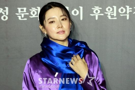 [★포토]이영애 '한국의 미'