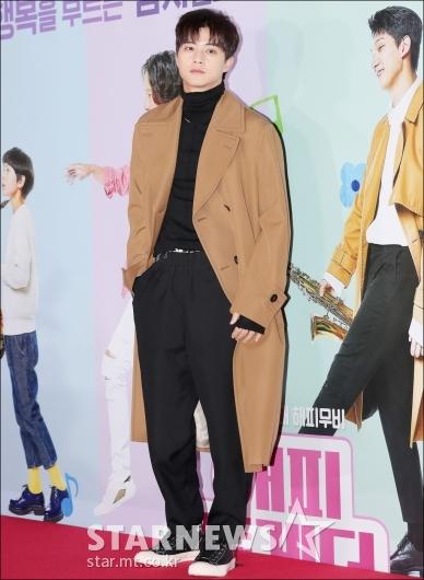 [★포토]김지훈, '잘생긴 가을남자'