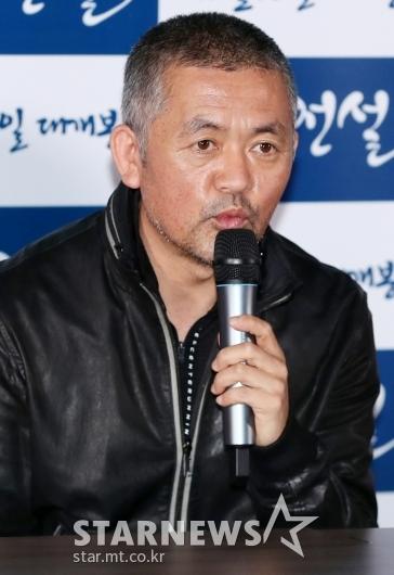 [★포토]영화 '인어전설'의 오멸 감독