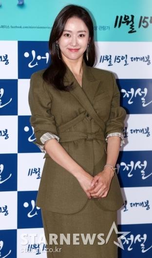 [★포토]전혜빈, '정글여신에서 해녀로'