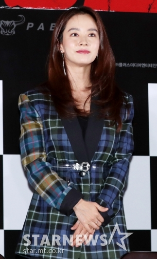 [★포토]송지효, '더 예뻐진 비주얼'