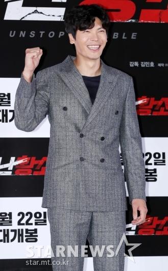 [★포토]김성오, '은근히 귀여운 매력'