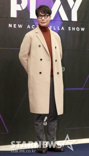 [★포토]윤상, '깔끔한 코트 룩'