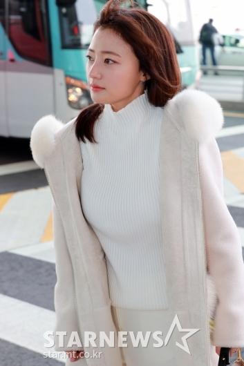 [★포토]송하윤 '무결점 순수미모'