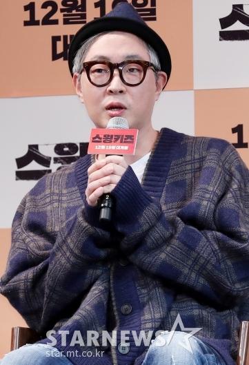[★포토]영화 '스윙키즈'의 강형철 감독