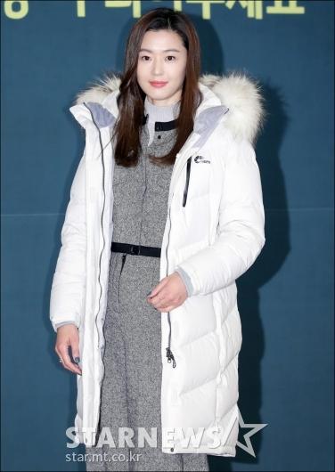[★포토]전지현, '변하지 않는 방부제 미모'