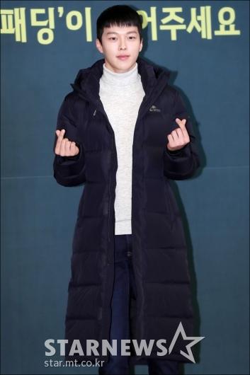 [★포토]장기용, '부드러운 남자'