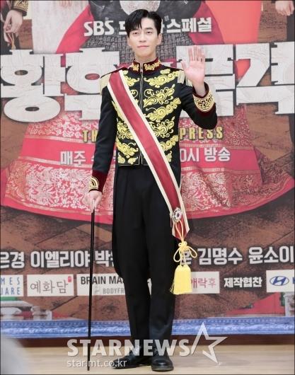 [★포토]신성록, '분위기 넘치는 황제'