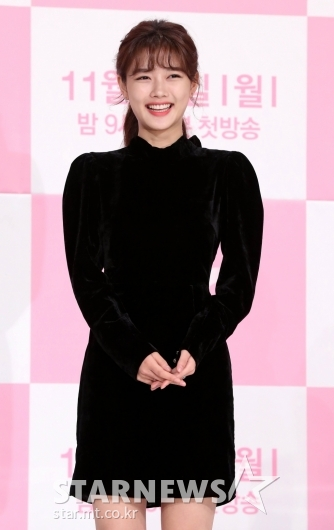 [★포토]김유정, 기분 좋아지는 미소